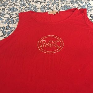 Michael Kors plus size tank